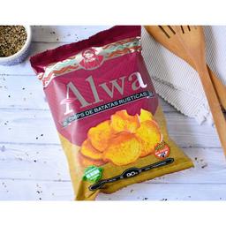 Chips de Batatas Rusticas Alwa