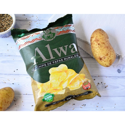 Chips de Papas Rurales Alwa