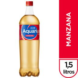 Aquarius Manzana 1.5 L