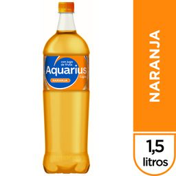 Aquarius Naranja 1.5 L