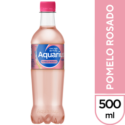 Aquarius Pomelo Rosado 500 ml