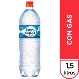 Bonaqua con Gas  1.5 L