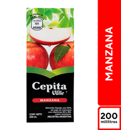 Cepita Manzana 200 ml