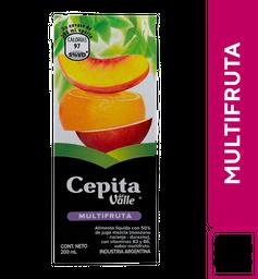 Cepita Multifruta 200 ml