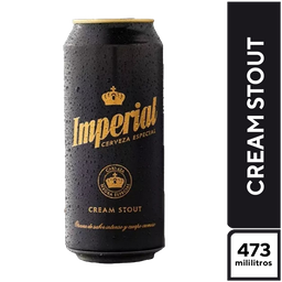 Imperial  Cream Stout 473 ml