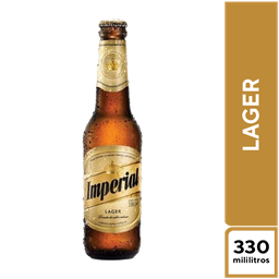 Imperial Lager 330 ml
