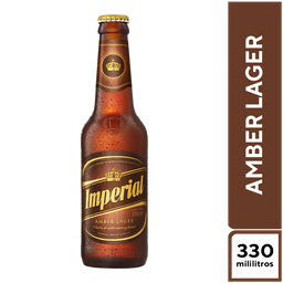 Imperial Amber Lager 330 ml