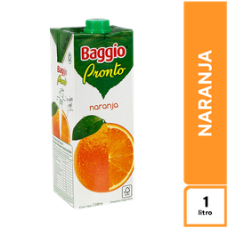 Baggio Naranja 1 L