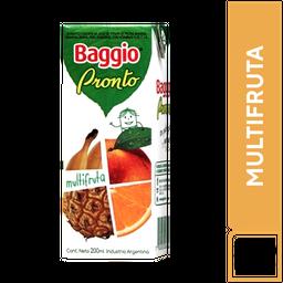 Baggio Multifruta 200 ml