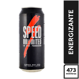Speed Speed 473 ml
