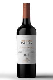 Andeluna 1300 Vino Raices Malbec