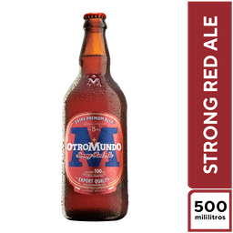 Otro Mundo Strong Red Ale 500 ml
