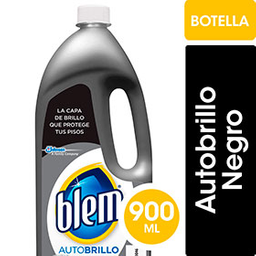 Autobrillo Blem Express Negro 900 Ml