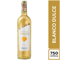 Cosecha Tardia Norton Blanco 750 ML