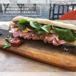 Sandwich Magnum Francés