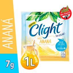 Clight Jugo En Polvo Ananá