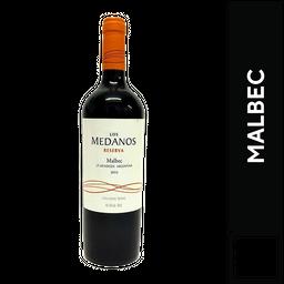 Medanos Malbec Orgánico 750 ml