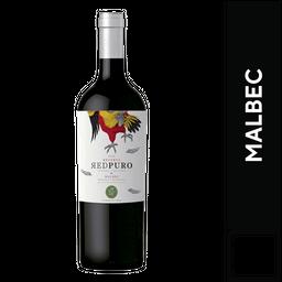 Red Puro Malbec Orgánico 750 ml