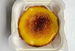 Tarteleta de Curd de Limón