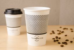 Peanut Coffee Cream 480 ml