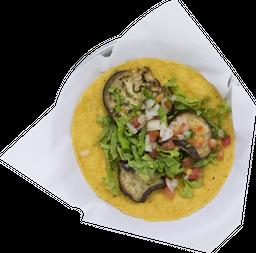 Tacos de Berenjena Asada
