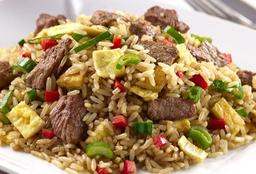 Arroz Chaufa de Carne