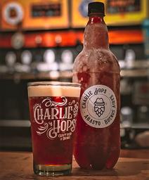 Combo Cerveza & Vaso Charlie
