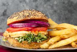 Hamburguesa Greenie Veggie