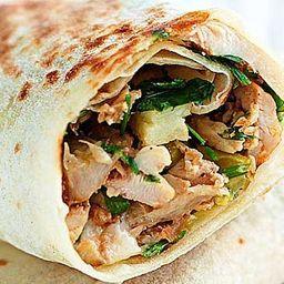 Shawarma de Pollo Gigante