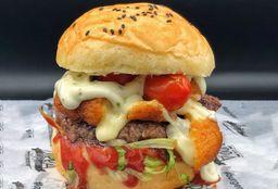 Burger Umami Veggie