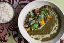 Curry Verde Veggie