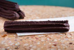 Media Docena de Churros Bañados en Chocolate