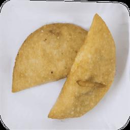 Empanada de Tajada y Queso