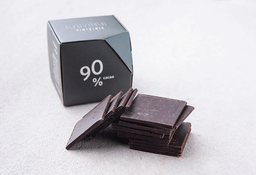 Tejas de Chocolate 90%