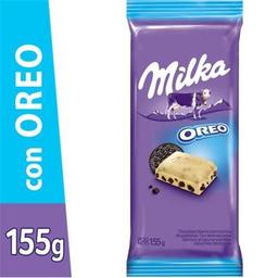 Milka Chocolate Oreo Blanco