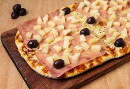 Pizza de Jamón & Ananá