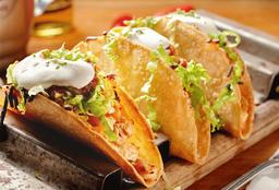 3x2 en Tacos de Pollo
