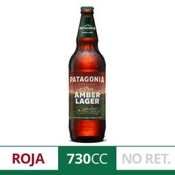 Patagonia Amber Lager Botella
