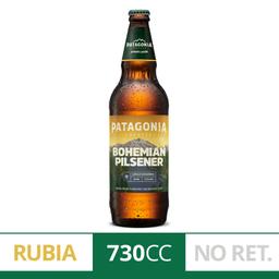 Patagonia Bohemian Pilsener Botella
