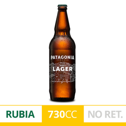 Patagonia Hoppy Lager Botella 730 Cc