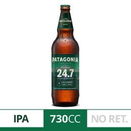 Patagonia Session Ipa 24.7 Botella