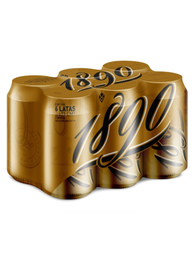 Quilmes 1890 Lata 6 Pack