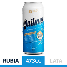 Quilmes Clásica Lata