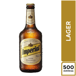 Imperial Lager 500 ml