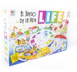 Life El Juego De La Vida Juego De Mesa Original Hasbro Tv