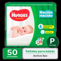 Huggies Talle P|50 Unidades