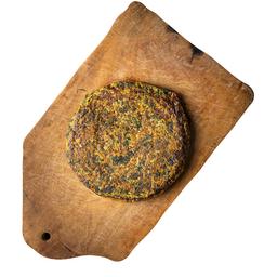 Tortilla de Verduras Con Zanahoria Espinaca y Cebolla 1 U