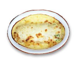 Crepe de Pollo y Champignon 1 U