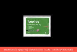 2x1 Ibupirac 400 Mg Capsula Blanda X 12 U