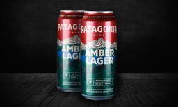 2 cervezas patagonia 473 ml